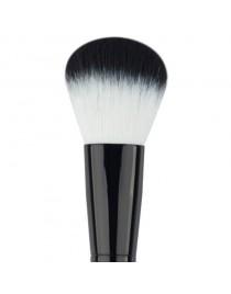 Pinceau maquillage, noir blanc