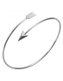 Bracelet fin jonc flèche