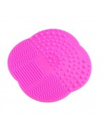 Tapis de nettoyage pour pinceaux moyen, rose