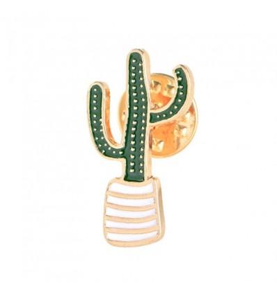 Pin's arbre cactus