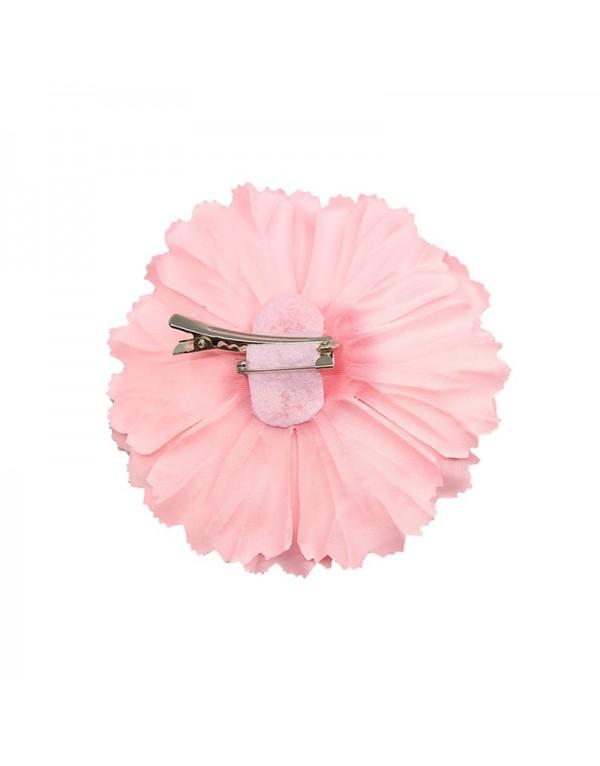 fleur pour cheveux rose vente d 39 accessoires cheveux avec. Black Bedroom Furniture Sets. Home Design Ideas