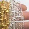 Chaîne pour fabrication de bijoux, doré