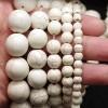 Perles à facettes beige 10 mm, x 10