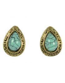 Boucles d'oreilles bronze