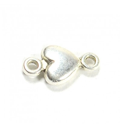 Breloque charms rond or