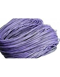 Fil pendentif violet