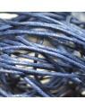 Fil pendentif bleu