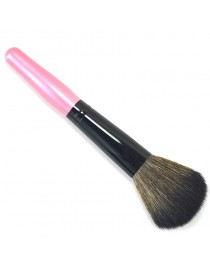 Pinceau maquillage poudre rose