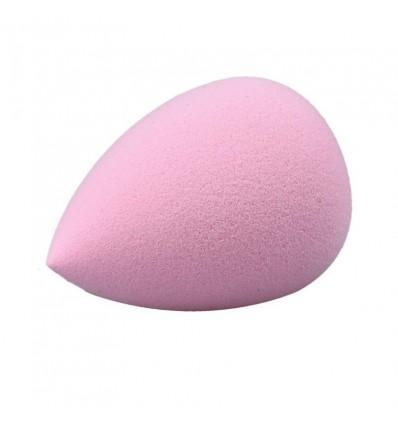 Eponge de maquillage goutte rose pâle