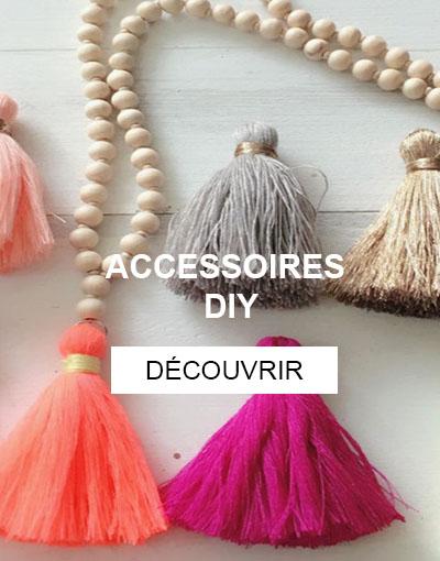 Accessoires pour fabrication bijoux